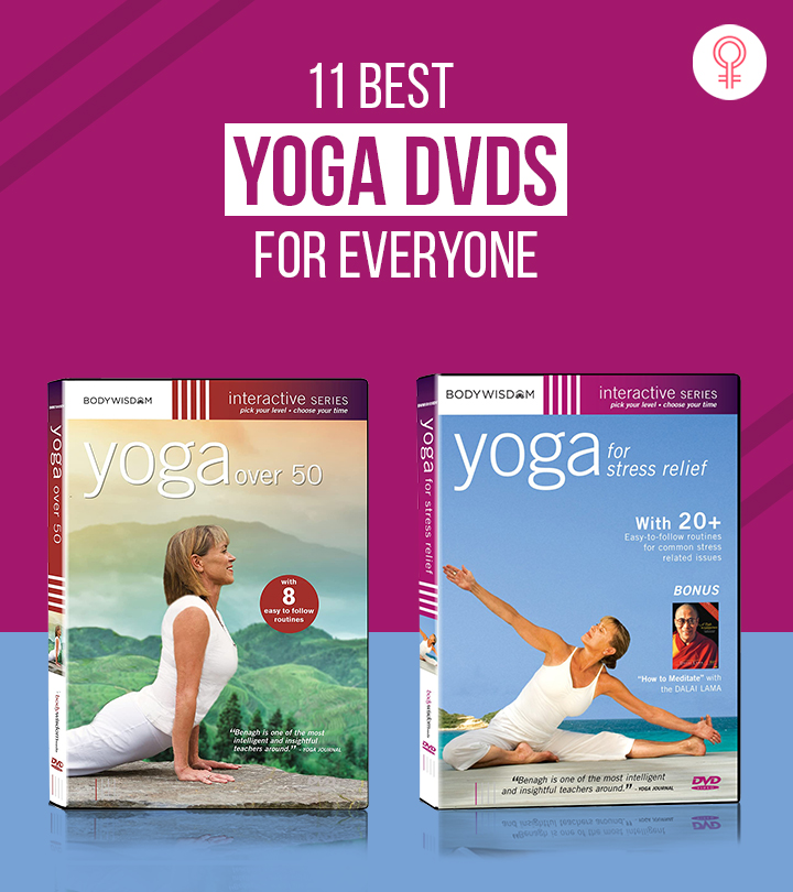 11 Best Yoga DVDs For Everyone – 2021