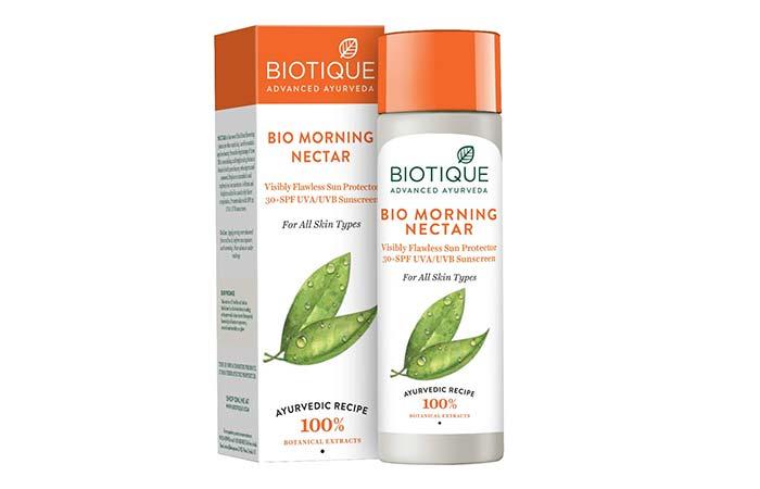 Biotique Advanced Ayurveda Bio Morning Nectar
