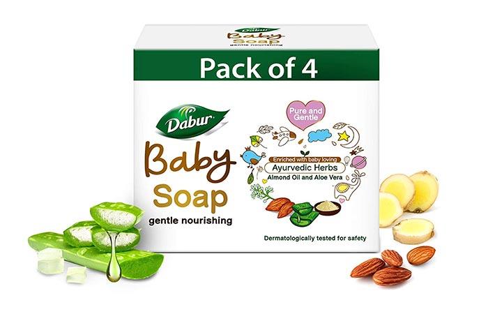 Dabur Baby Soap