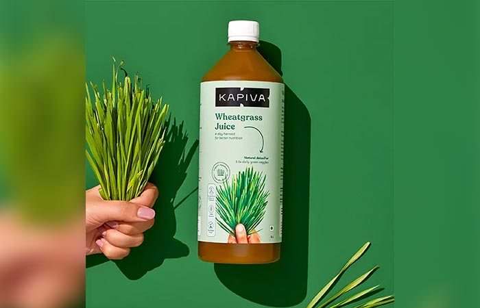 Detox With Wheatgrass