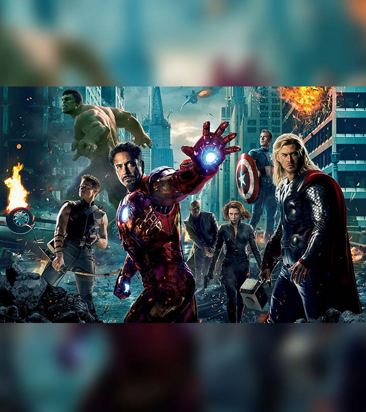 Father's Day Special: Take This Quiz And We'll Tell You Which Avenger Is Your Dad