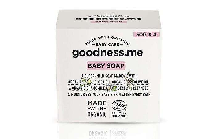 Goodness.me Baby Soap