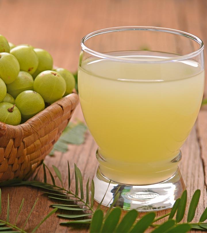 How Does Amla Juice Help Boost Immunity Amidst Seasonal Changes?