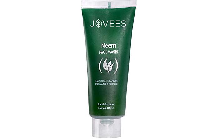 JOVEES Natural Neem FACE WASH
