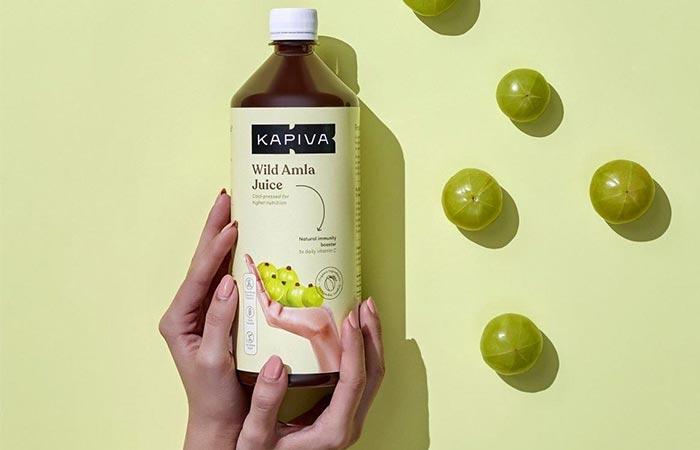 KapivaAmla Juice