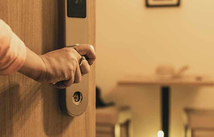 Leave The Door Open To Change