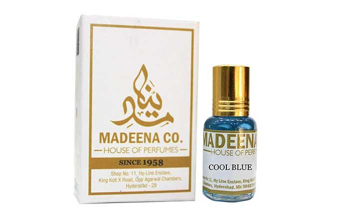 Madeena Co. House Of Perfumes - Cool Blue