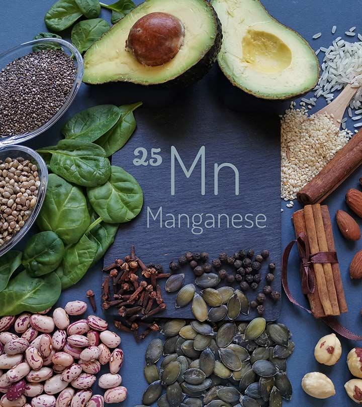 मैंगनीज के फायदे, इसकी कमी के कारण और लक्षण – Manganese Benefits in Hindi