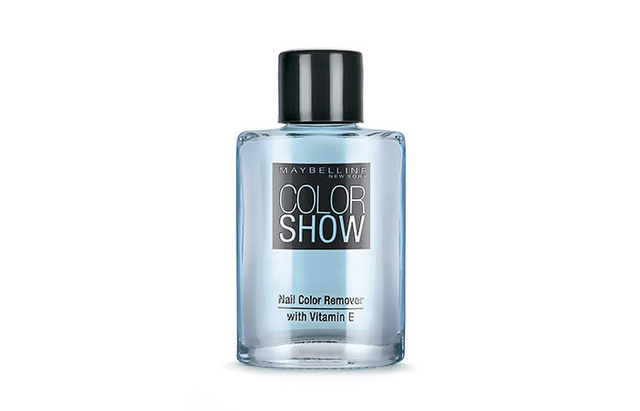 Maybelline New York Color Show Nail Color Remover