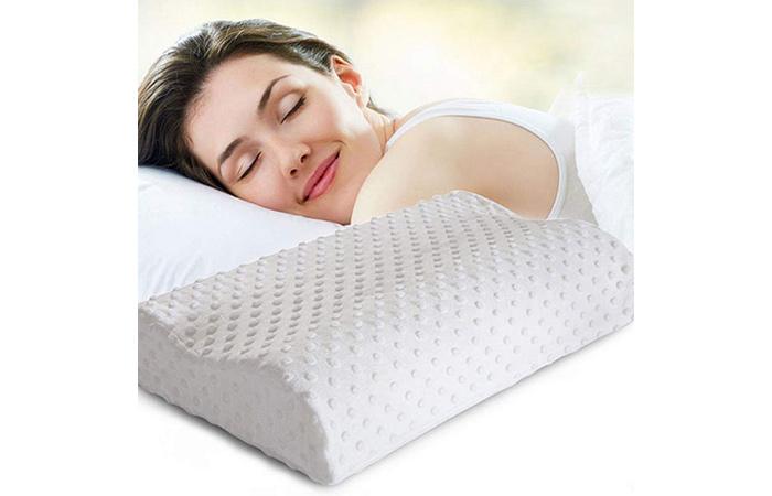 POKARI Cervical Contour Memory Foam Pillow