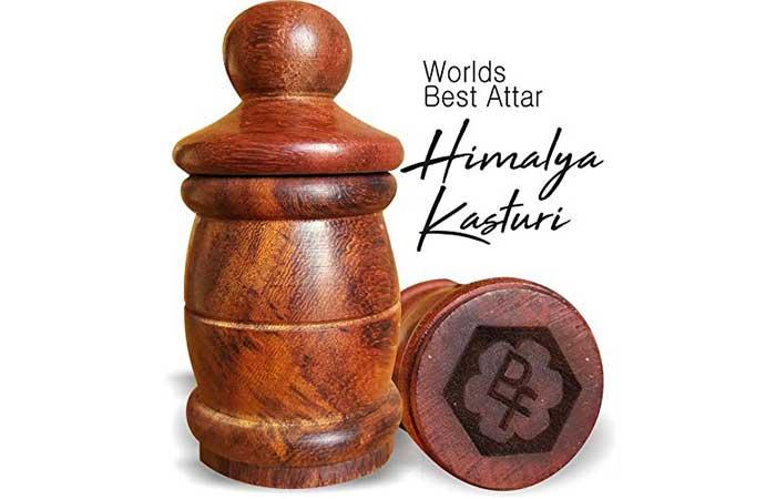 Parag Fragrances - Himalayan Kasturi Attar