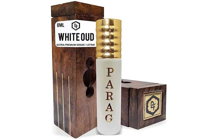 Parag Fragrances White Oud Attar