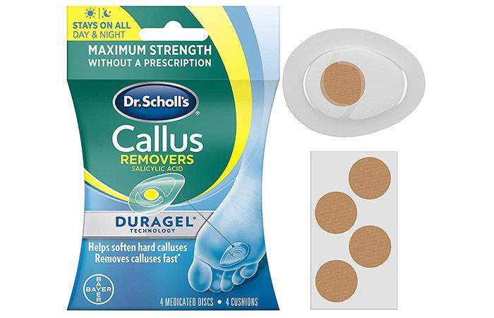 Scholl's Callus REMOVERS