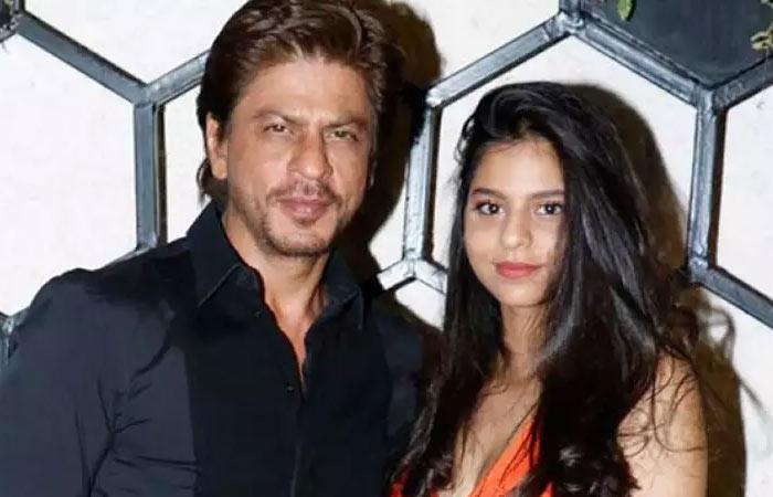 Shahrukh-Khan-and-Suhana-Khan