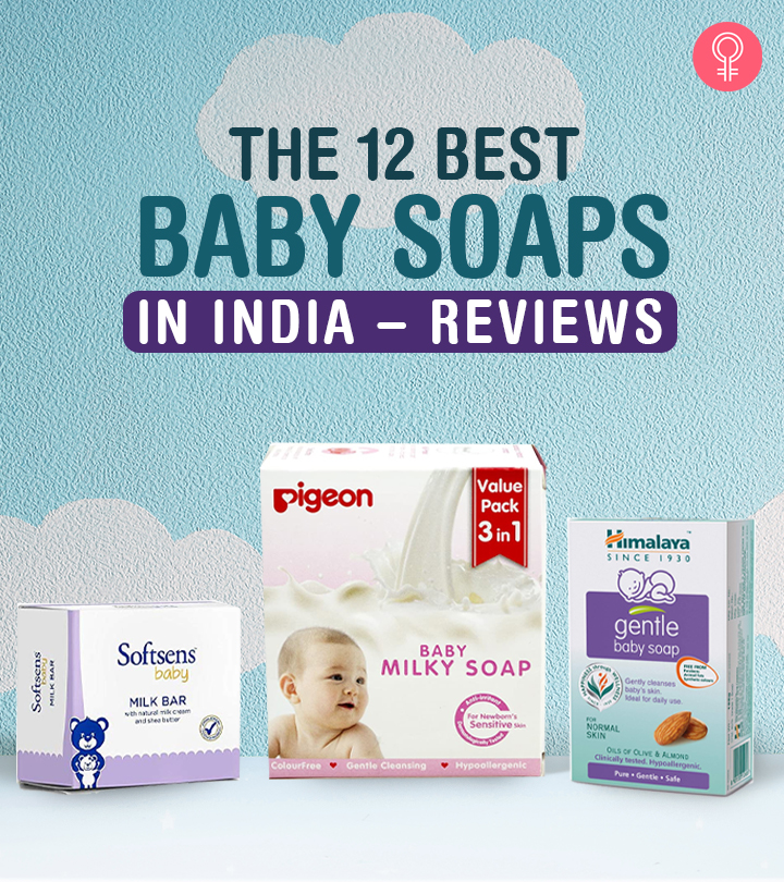 The 12 Best Baby Soaps In India – Reviews