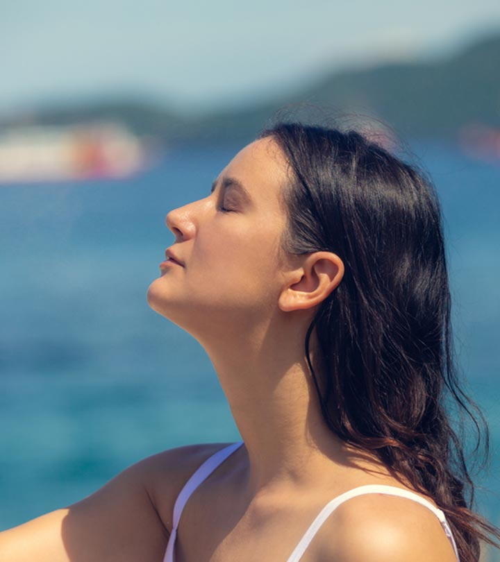 The Top 8 SPF Setting Sprays Of 2021 To Protect Your Face From The Sun