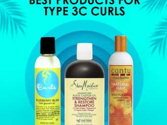 Type 3C Hair - Best Products for Type 3c Curls