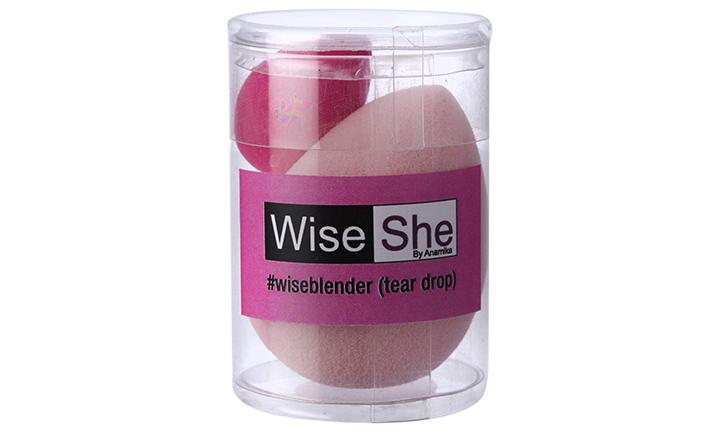 WISESHE Tear Shape Beauty Foundation Sponge