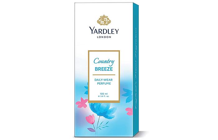 YARDLEY LONDON Daily-Wear Perfume – Country Breeze
