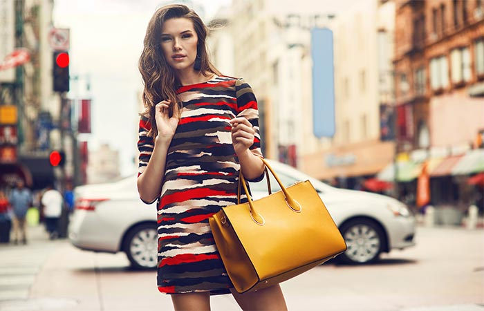 Yellow Handbags