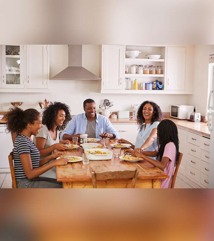 100 Fun And Meaningful Dinner Conversation Starters For Family Time