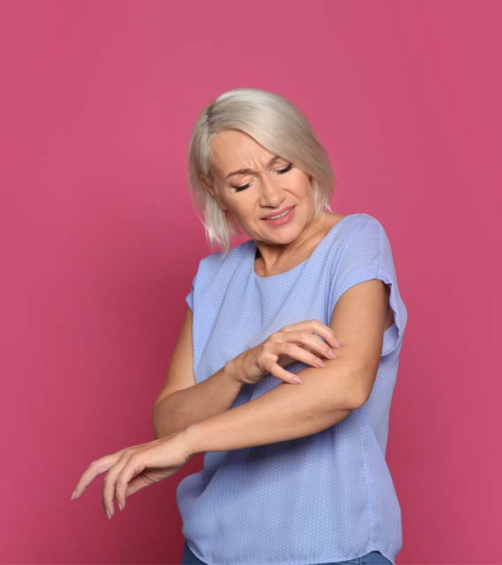 How To Treat Itchy Skin During Menopause