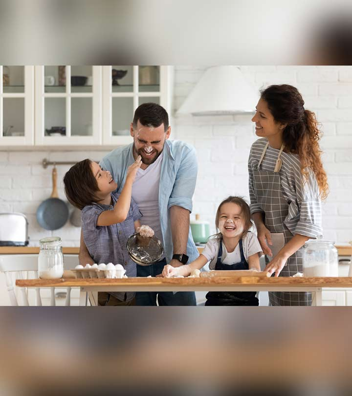 16 Family Bonding Activities To Strengthen Connections