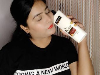 TRESemmé Keratin Smooth Infusing Conditioner -best for frizz hair-By supriya_the_classy_tips