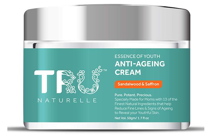 Tru Naturelle Essence Of Youth Anti-Ageing Cream