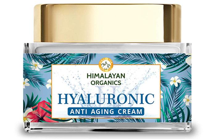 Himalayan Organics Hyaluronic Anti Aging Cream