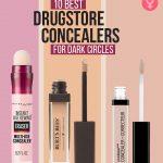 10 Best Drugstore Concealers For Dark Circles In 2021