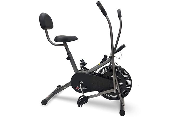 PowerMax Fitness BU-201 Dual Action Air Bike