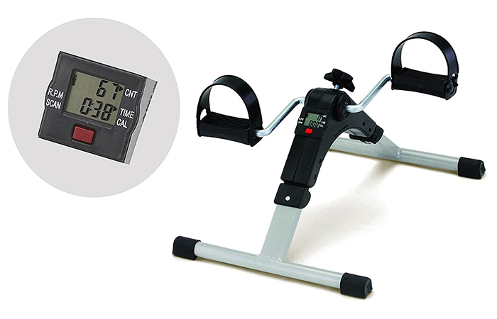 Inditradition Mini Pedal Exercise Cycle