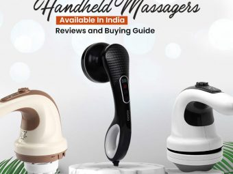 10 Best Handheld Massagers Available In India – Reviews and Buying Guide