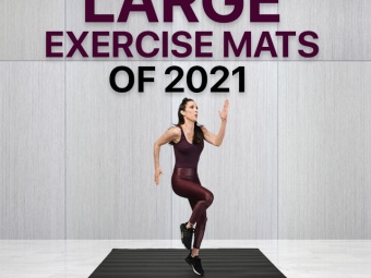 10 Best Large Exercise Mats Of 2021