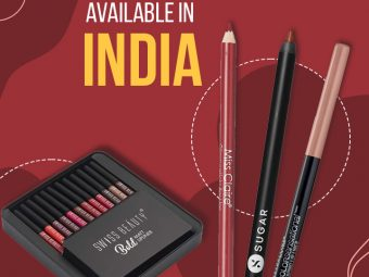 10 Best Lip Liners Available In India