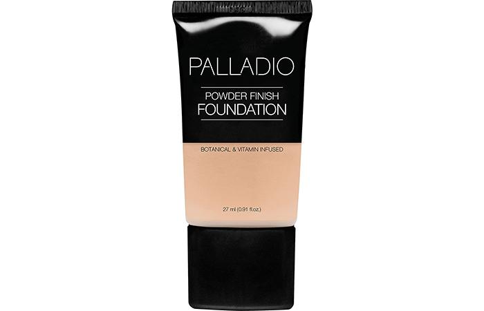 Palladio Powder Finish Foundation