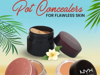 10 Best Pot Concealers For Flawless Skin – 2021 Update