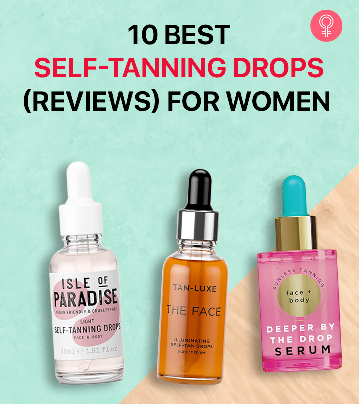 10 Best Self-Tanning Drops (Reviews) For Women – 2021