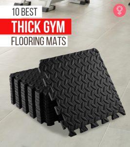 10 Best Thick Gym Flooring Mats