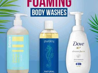 10 Best-Selling Foaming Body Washes In 2021