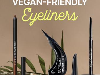 10 Bestselling Vegan-Friendly Eyeliners