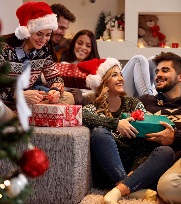 10 Family Gift Exchange Ideas To Try This Holiday
