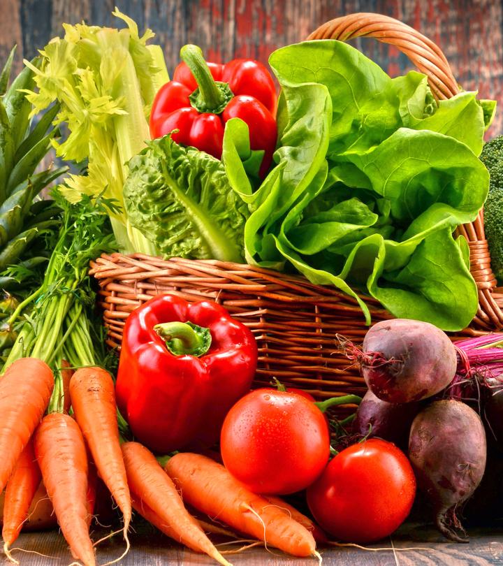कच्ची सब्जी का सेवन और उसके फायदे – 11 Benefits Of Eating Raw Vegetables In Hindi