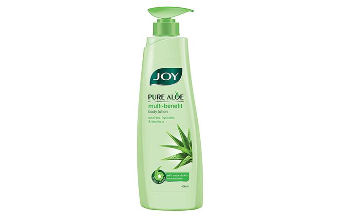 Joy Pure Aloe Multi-Benefit Body Lotion