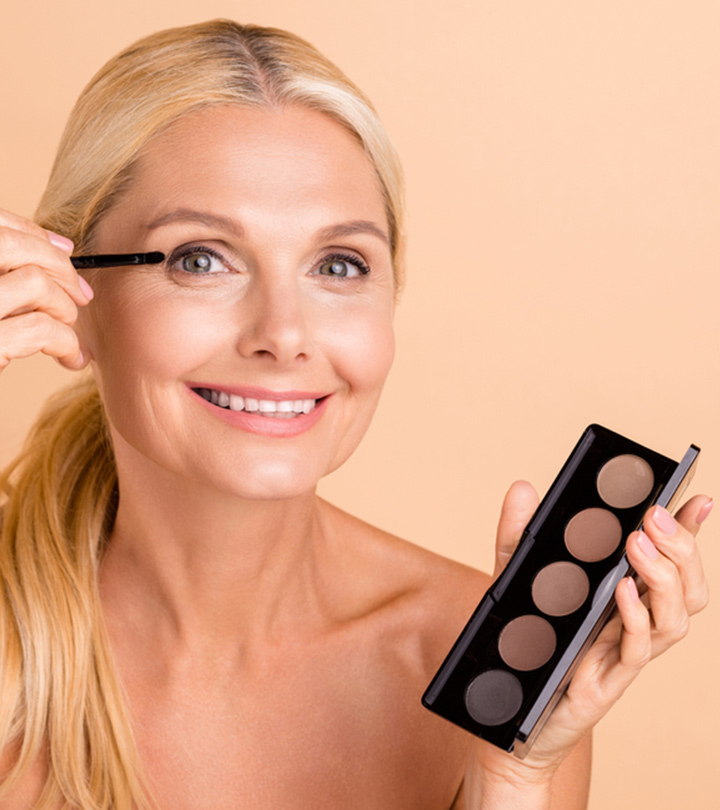 11 Best Cream Eyeshadows For Mature Eyes That Are Crease-proof!