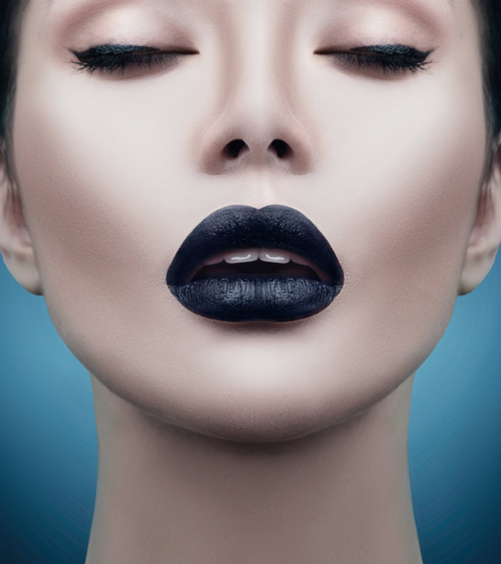 11 Best Drugstore Black Lipsticks Of 2021 That Scream Confidence
