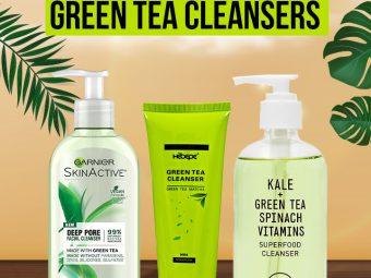 11 Best Green Tea Cleansers