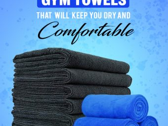 11 Best Gym Towels That Will Keep You Dry And Comfortable