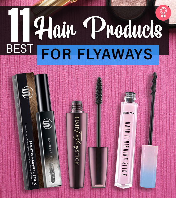 11 Best Hair Products For Flyaways